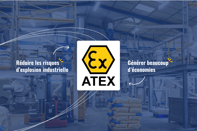 Qu'est-ce-que la norme ATEX agroalimentaire ? Définition et conseils